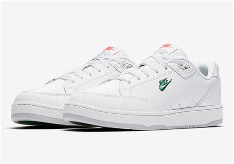 Kaos Nike Siluet 12 nike bringing back grandstand ii tennis shoes release details photos sneakernews