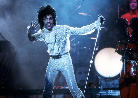 prince on the prince musician and iconoclast has died at age 57