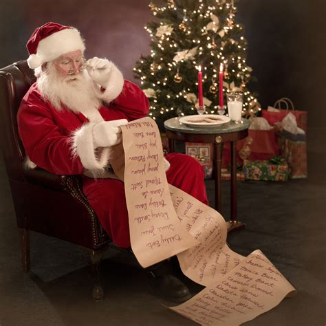 Reading L The History Of Santa Claus Santa Letters From