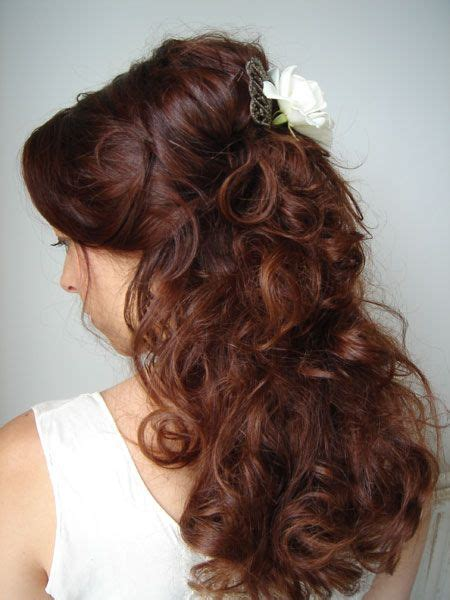 vintage wedding hair somerset 119 best split ends images on hairstyle ideas