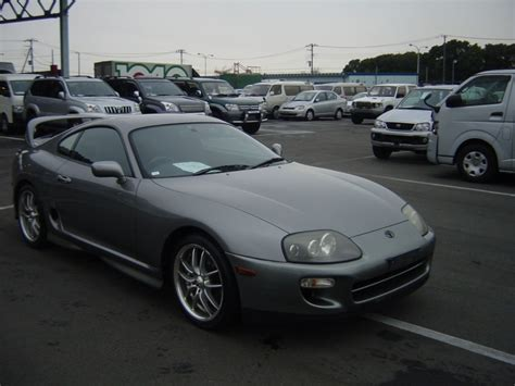 1997 Toyota Supra Rz 1997 Toyota Supra Rz S 6 Speed Manual Stock Condition
