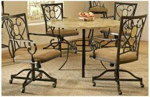 metal kitchen furniture fresh cool metal kitchen chairs with casters 21207