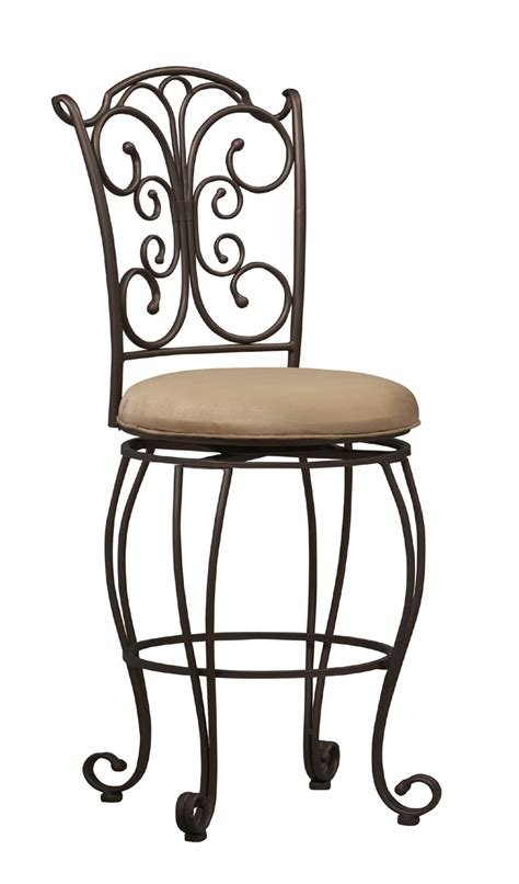 home decorators bar stools 24 inch gathered back counter stool by linon home decor in
