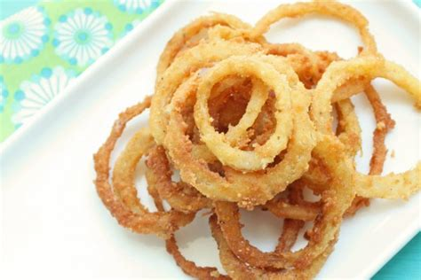 cara membuat onion ring yang crispy resep onion ring