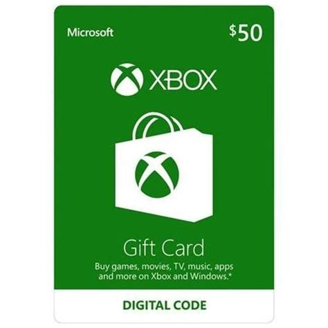 Rakuten Gift Card - loadup gifts rakuten microsoft xbox gift card 50 email delivery
