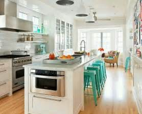 Kitchen Island Microwave by Microwave In Island Stools Kitchen