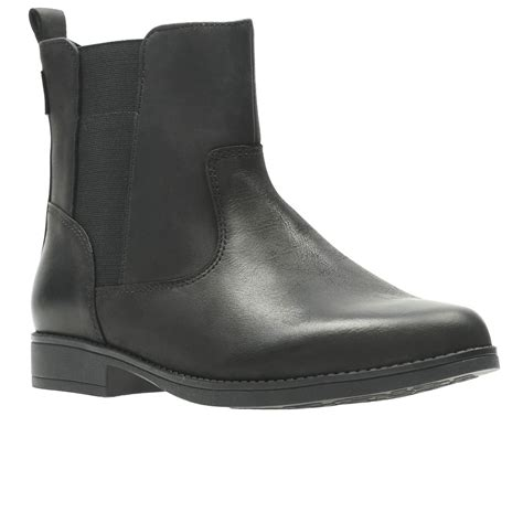 so ankle boots clarks sami so gtx bootleg ankle boots from