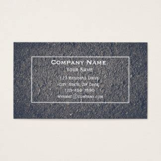 asphalt business card templates 20 pavement business cards and pavement business card