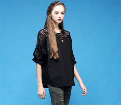 Bra Modis Hitam Import 2 blouse wanita warna hitam cantik modis model terbaru