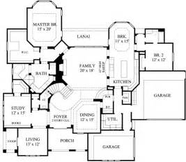 Spanish Floor Plans by House Plans In Spanish House Design Plans