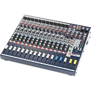 Mixer Efx 12 soundcraft efx12 analog console mixer mischpult