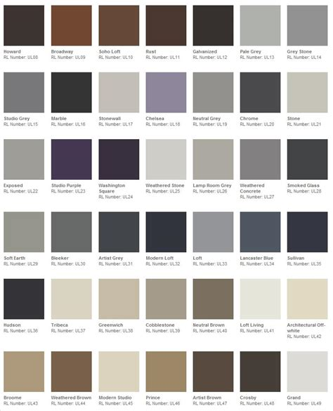 color board search remodel design loft lofts and exterior colors