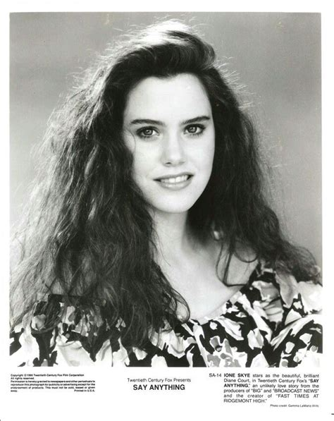 actress skye from say anything 45 best images about ione skye on pinterest ione skye