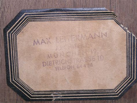 German Cabinet by Vintage German Cabinet From Max Leitermann For Sale At Pamono