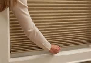 push up blinds applause 174 honeycomb shades douglas