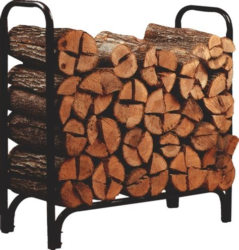 Metal Wood Rack by Log Holder Log Rack Wood Store Metal Wood Burning Stove