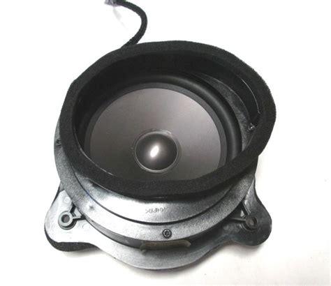 chrysler crossfire speakers find 05 crossfire srt6 front right passenger side speaker