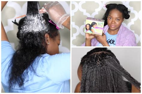 How To Prepare Hair For A Perm Our Everyday Life   texlax with kiddie perm fail i want to cut all my hair