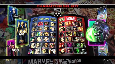 Ultimate Marvel VS Capcom 3   TFG Review / Artwork Gallery