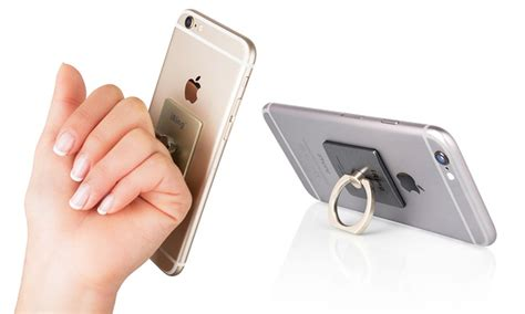 Iring Holder Ring Stand With Hook iring smartphone hook and stand groupon