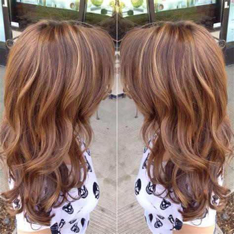 toffee vs honey color blonde hair with dark lowlights honey toffee chestnut