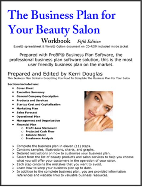 hair salon business plan template the business plan for your salon shop