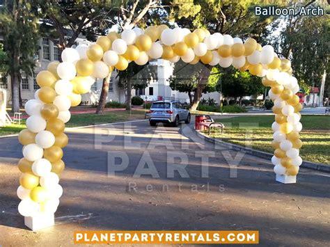 Balloon arch balloon columns balloon decorations