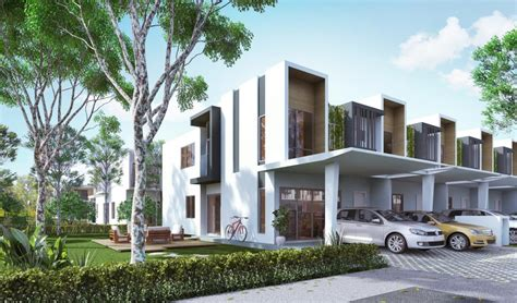 s11 house in selangor malaysia by archicentre new 2 sty terrace link house for sale at casaview