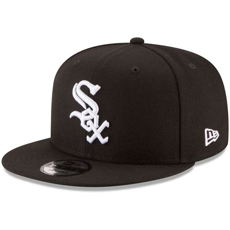 white sox colors chicago white sox new era team color 9fifty adjustable hat