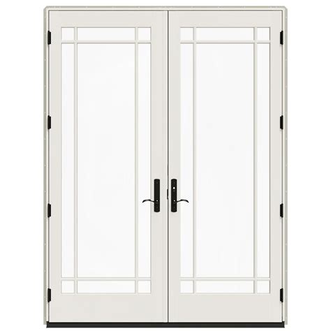 jeld wen patio doors reviews jeld wen 72 in x 96 in w 4500 contemporary desert sand