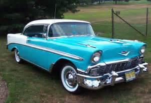 1956 Chevrolet Colors 1956 Chevrolet Bel Air Pictures Cargurus
