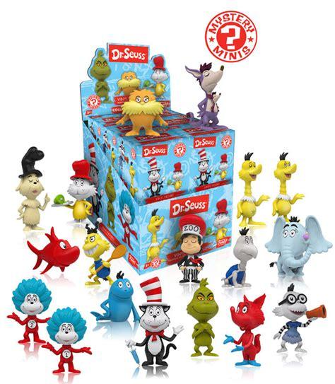 Funko Pop Dr Seuss funko mystery mini dr seuss youbentmywookie
