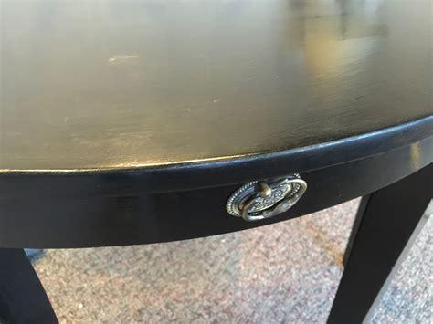 semi circle entry table semi circle entry table fresh vintage nc