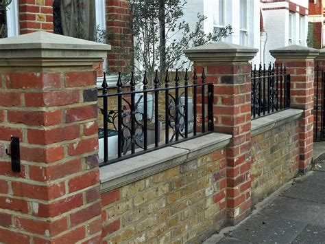 1000 images about brick fence on pinterest jasmine yard ideas contemporary brick wall fence