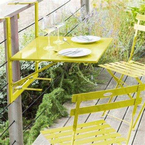 tavolo balcone tavolo da ringhiera pieghevole balcone baltra 60 x 53 cm