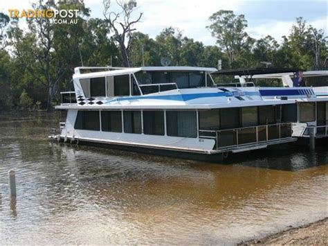 murray river houseboats houseboat holiday home on the murray river quot split decision