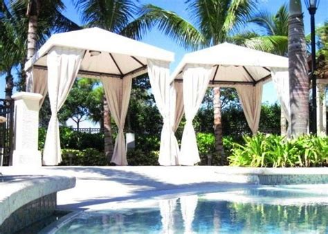 cabana awning pool deck awnings canopies miami awning