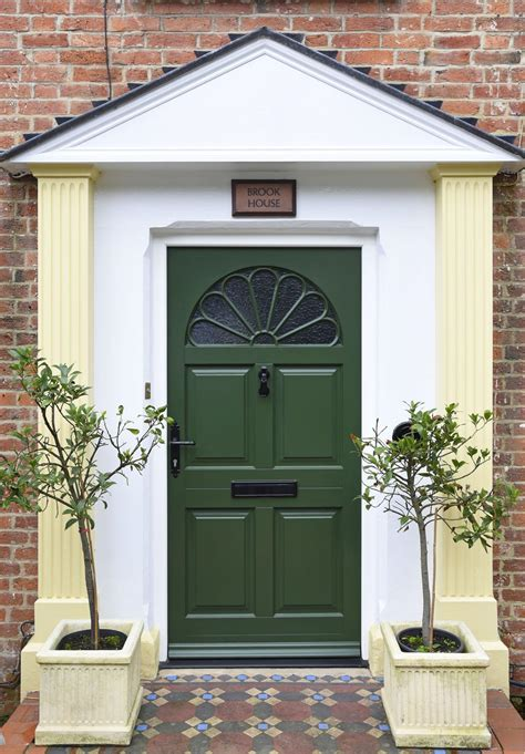 Timber Entrance Doors Timber Front Door Double Glazed Front Range Window And Door