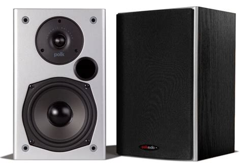 polk audio m10 bookshelf surround speakers pair price