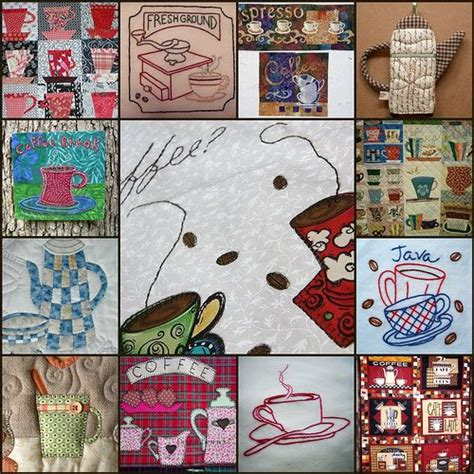 Hiasan Dinding Wall Decor Coffee Themed Collage Special Pack 17 best images about coffee themed sewing on