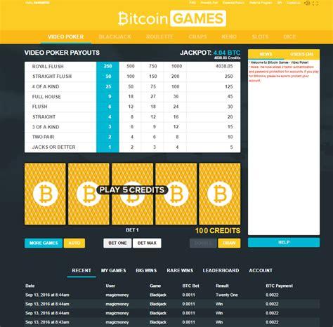 bitcoin game bitcoin games casino review bitcoin chaser
