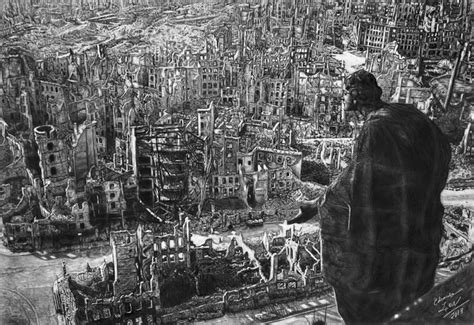 The Of by The Ruins Of Dresden 1945 By Eduardoleon On Deviantart