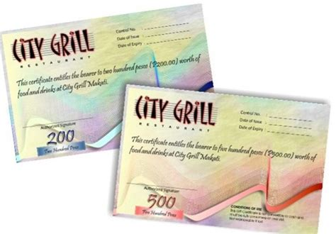 Restaurant Gift Cards Toronto - toronto dining gift card lamoureph blog