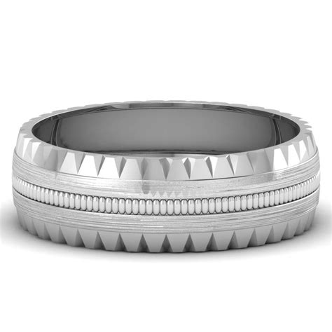 rubber wedding rings for corners