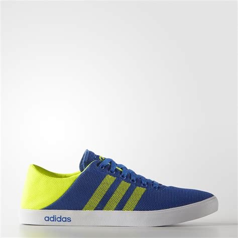 Adidas Vs Easy Vulc Sea F99172 adidas vs easy vulc summer shoes blue adidas mlt