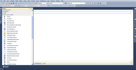 angularjs tutorial visual studio 2013 how to install add ajax control toolkit in visual studio
