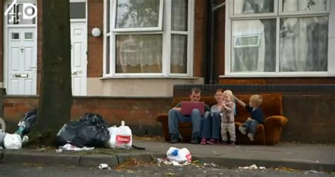 Low Country Style by In Britain Poverty Becomes Prime Time Tv Macleans Ca