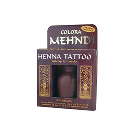 henna tattoo materials henna kit near me makedes