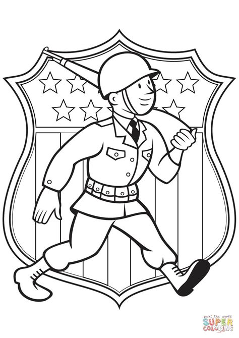 World War Coloring Pages