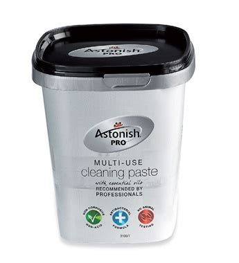 Astonish Pro Cleaning Paste Limited astonish pro paste the specialists cleaning products